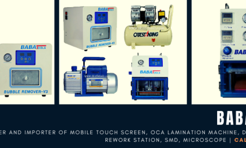 BABA Tools Review – OCA Machine, Microscope Price in India