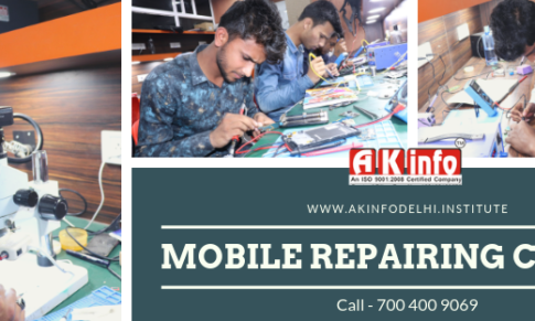 Mobile Repairing course in Ranchi – AK info – Laptop Repairing Institute