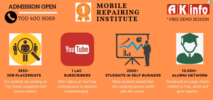 Mobile Repairinng Traininng Course in Old Delhi - Training