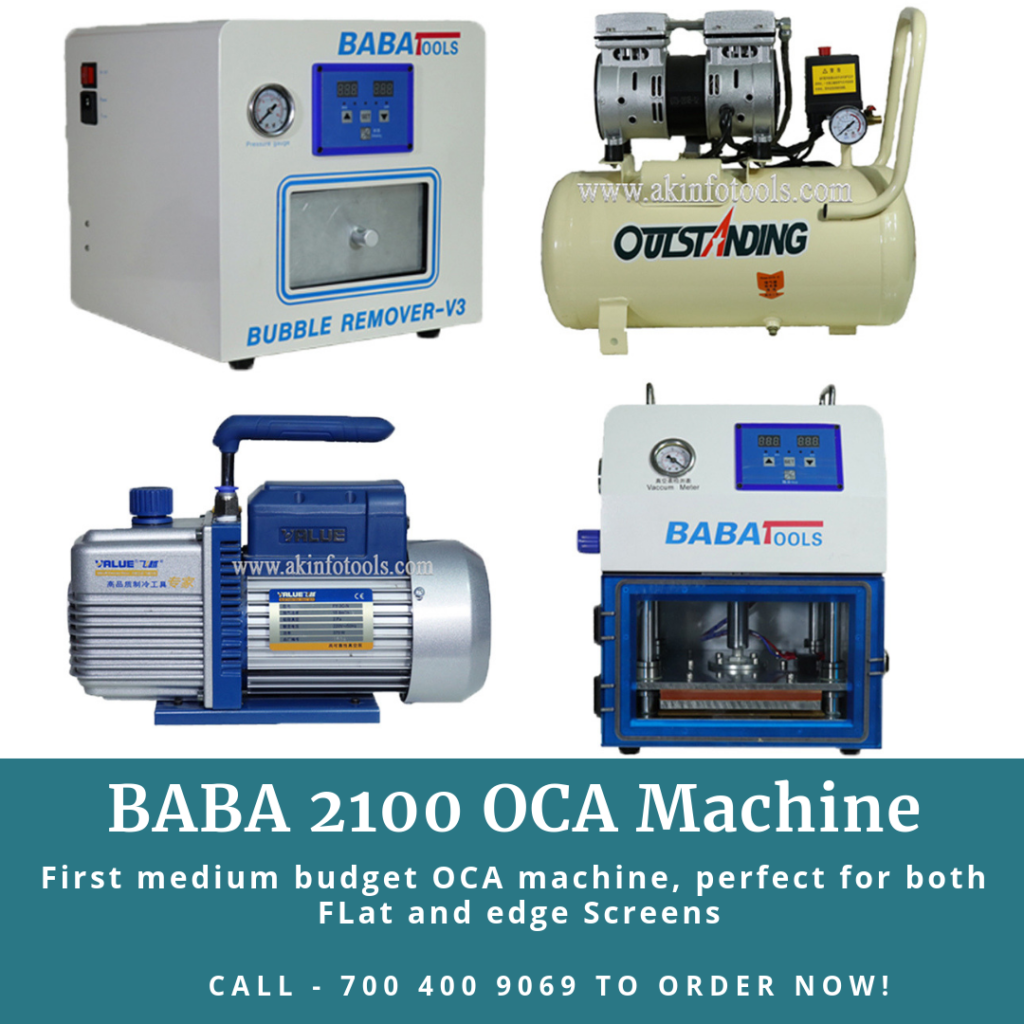 oca-lamination-machine