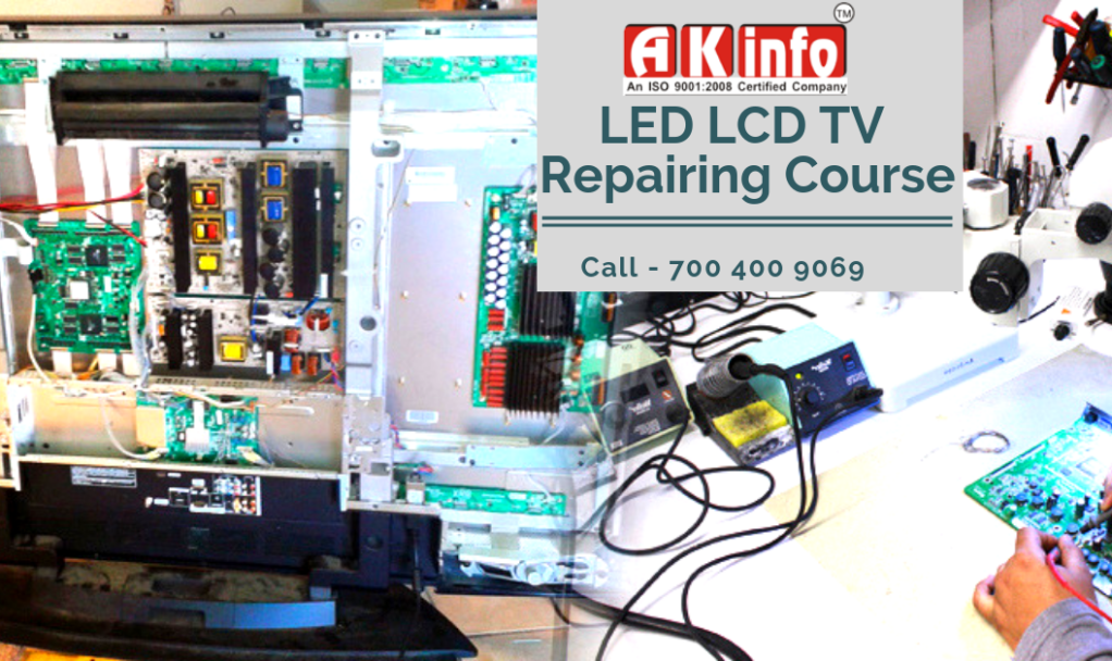 LCD LED TV Training Institute in Pune
