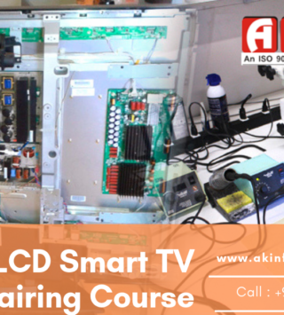 LCD LED SMART TV & Monitor Repairing Course